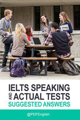 دانلود IELTS Speaking Actual Tests