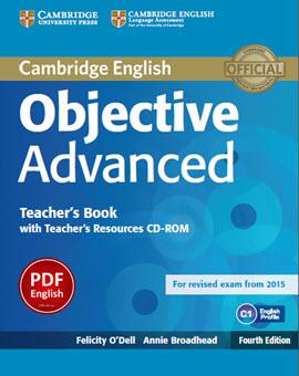 کتاب Objective Advanced Teacher Book
