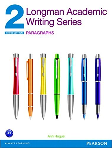 فایل کتاب Longman Academic Writing Series 2