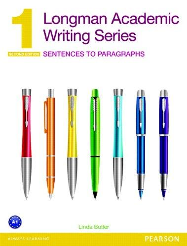 فایل کتاب Longman Academic Writing Series 1