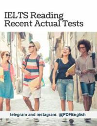 دانلود IELTS Reading Recent Actual Tests