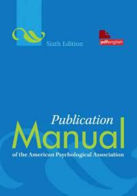 دانلود Publication Manual ویرایش ششم