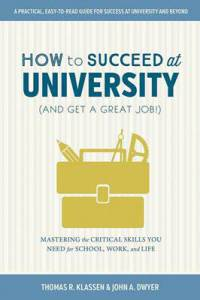 دانلود کتاب How to SUCCEED at UNIVERSITY
