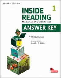 پاسخ کتاب Inside Reading 1