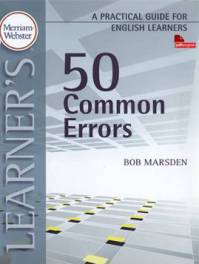 کتاب 50 Common Errors