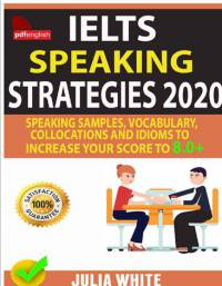 کتاب IELTS Speaking Strategies 2020