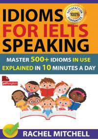 کتاب Idioms for IELTS Speaking