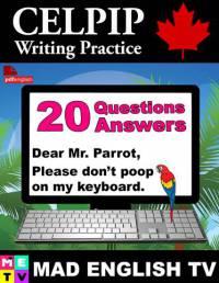کتاب CELPIP Writing Practice