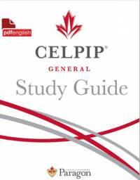 کتاب CELPIP General Study Guide