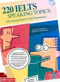 کتاب  220 IELTS Speaking Topics