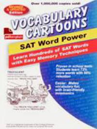کتاب Vocabulary Cartoons