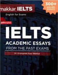 کتاب IELTS Academic Essays