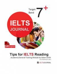 کتاب Tips for IELTS Reading