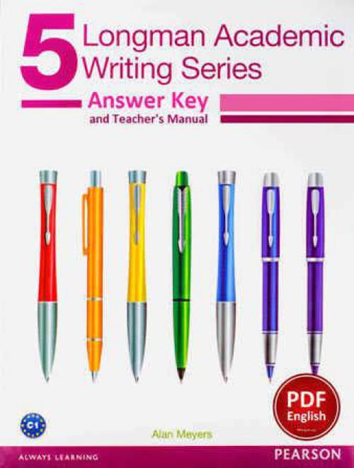 پاسخ Longman Academic Writing Series 5