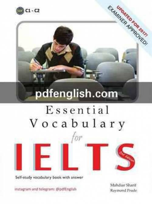 دانلود کتاب Essential Vocabulary for IELTS
