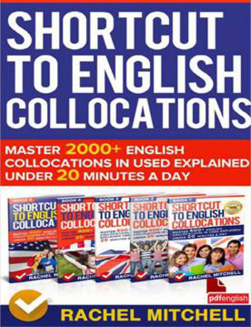 کتاب Shortcut To English Collocations