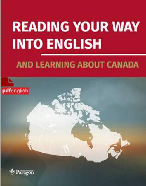 کتاب Reading Your Way Into English and Learning About Canada