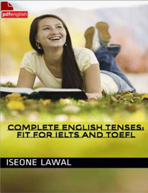 کتاب  Complete English Tenses