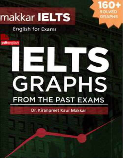 کتاب IELTS Graphs
